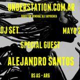 Set alta rotación emitido en www.understation.com.ar  Santosa @ Under Station Radio Mayo 2016