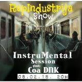 RepIndustrija Show br. 114 Tema: InstruMental Session Gost: Coa DNK (Interview + Freestyle)