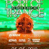 Thomas Verden @ Port Of Trance, Atelier Club - 5. 5. 2018