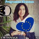 PROGRAMME ERASMUS : Interview de YOUSRAH BAADJ, ancienne Erasmus à Manchester