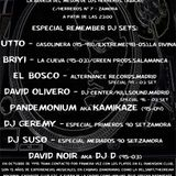 "David Noir - Special 15 aniversary dj (mix recorded at ""Mesón Herreros"",Zamora 16-10-2011)"