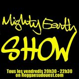 Mighty Earth Show by Mighty earth sound system - Emission du 12/10/12