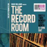 The Record Room w / Roger Williams - 31.07.17