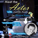 Meet The Actor Judith Audu Feat. Joanna