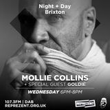 Mollie Collins with SASASAS and Goldie | Wednesday 15th March 2017