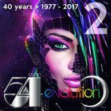 Studio 54 Evolution - Mix 2 [40 years > 1977-2017]