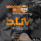 GrooveBeat @EXA FM / Guest Mix by B-Liv / May 21th-2016