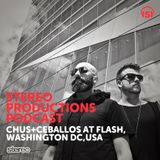 WEEK24_15 Chus & Ceballos Live from Flash, Washington DC