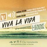 Viva la Vida 2016.12.08 - mixed by Lenny LaVida