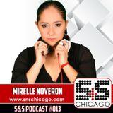 S&S Podcast 013 - Mirelle Noverón