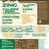 Calibre & Zero T Live @ The Scala - London Zu & EOC 1st Birthday March 2005