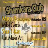 Shamkara Club May/12/2012 Guest DJ Mikel García at Coolmusicradio.com