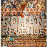 YOUNG HAWK EARLY WARM KING SHINE vs INNOCENT 9-1-2016