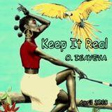 О. ISAYEVA - Keep It Real (April 2018)