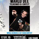 Winterbeats DJ Marco Dee Live DJ Contest