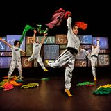 Stageleft Just in time for March Break the 26 letter Dance at Young People's Theatre
