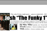Josh the Funky 1 Live at Groove May 2, 2003