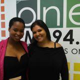 One FM 94.0 - Women in Business - LJ & Beauty chat to Nicky Ellis - NESEM Global