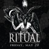 Ritual Friday May 20th @ Habitat Living Sound