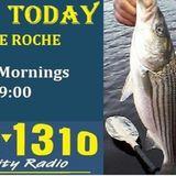 Show #29 11/19/16 Marine forecast, news, fishing report, salmon stock update