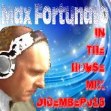 Max Fortunato In the House Mix Dicember015