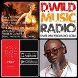 GLOBAL ISLAND VYBEZ - SHOW #2 - DWILDMUSICRADIO - DJ HARD HITTIN HARRY 12-8-15