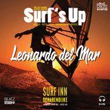 Surf's Up 25.07.2015 Live Set by Leonardo del Mar