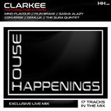CLARKEE - HOUSE HAPPENINGS E1