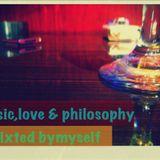Music,love&philosophy vol.2 / mixby shin-ta