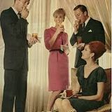 Vintage Cocktail Party # 1