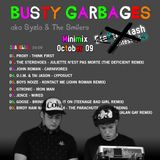 Busty Garbages - Minimix October 2009