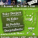 PokyDeejays @ Faster Dance Club, Zarzuela del Monte SEGOVIA 1-01-2008 (Cierre)
