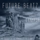 Damaja - Future Beatz - LIVE @ Drums .ro Radio (14.04.2015)
