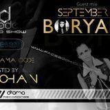Boryana - DramaCode September Guestmix Vibes Radio - September 2013