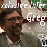 "Saturday, August 12, 2017 ""Greg Cox"""
