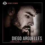 Diego Arguelles @ 20DOCE (20.01.2017)