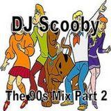 DJ Scooby - 90s Mix Vol 2