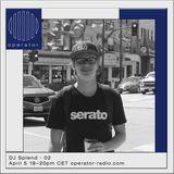 DJ Splend - 5th April 2018