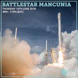 Battlestar Mancunia 14th June 2018