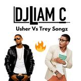 Usher Vs Trey Songz // @DJLiamC