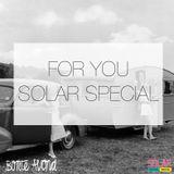 ApolloJungle - For You Solar Special