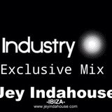Jey Indahouse from Houseland @ Ibiza Live set - Tech House 2015