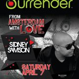 Sidney Samson - Live @ Surrender NightClub (Las Vegas, USA) - 07.04.2012
