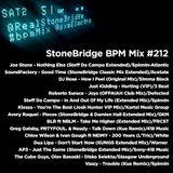 #212 StoneBridge BPM Mix