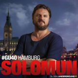 SOLOMUN - GLOBAL UNDERGROUND 40 Hamburg CD1