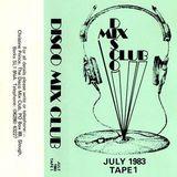 006 Disco Mix Club 1983-07 Tape 1