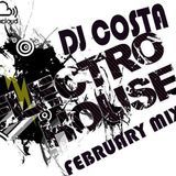 Mix of the Month February by DJ Costa