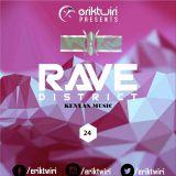 ERIK TWIRI - RAVE DISTRICT #024 (KENYAN ELECTRONIC)