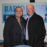 Cavall Burgess welcomes Rich Simmonds to #MYWorld