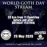 World Goth Day Stream - DJ Cyberpagan